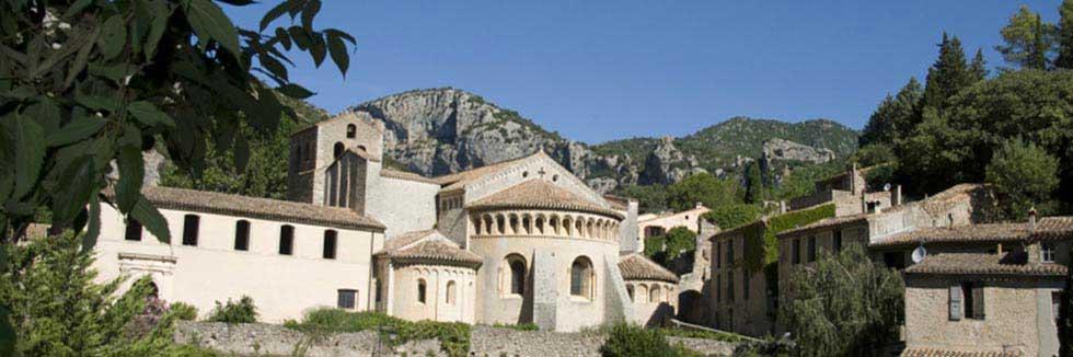 Saint Guilhem le Désert Vallée de l'Hérault