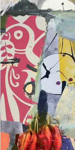 jean-françois caudry, artiste plasticien en pays coeur d'hérault