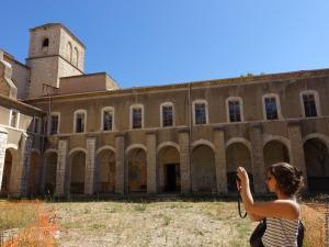 Visite guidée Abbaye d'Aniane© Azaïs Marion - CCVH