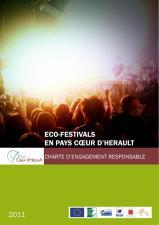 Charte Eco-festivals Pays Coeur d'Hérault