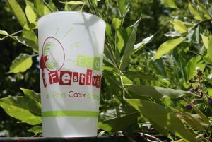 Gobelets réutilisables Eco-festivals en Pays Coeur d'Hérault