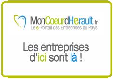 MonCoeurdHerault.fr - Le e-portail des entreprises du Pays