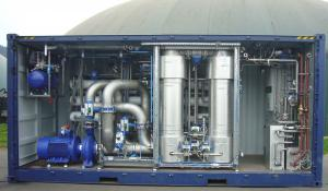 Machine Biogaz Nereus