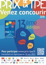 13ème édition du Prix de la TPE