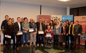 Remise territoriale du Prix de la TPE 2017 - 15ème édition