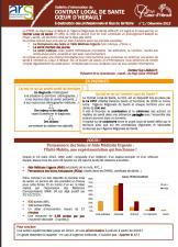 le bulletin du contrat local de santé du pays coeur d'hérault