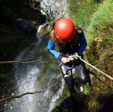 Canyoning - Crédit photo Sylvain Martin