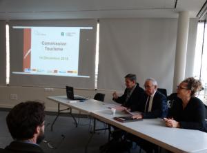 Commission Tourisme Pays Coeur d'Hérault