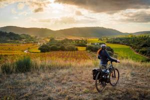 Escapade nature sans voiture Grands Sites Coeur d'Hérault