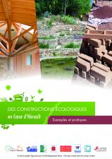 Guide 2014 de construction écologiques en Coeur d'Hérault